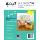 "Bosal, In-R-Form Double Sided Fusible Foam Stabilizer - 20"" x 58"""