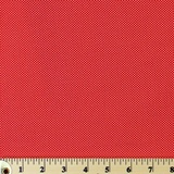 Moda Classic, Tiny Dottie, Red Fabric