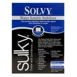 """Sulky Solvy Stabilizer , 19-1/2"""" x 1yd"""