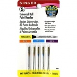 Singer, Yellow Band Ball Point Needles