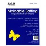 Bosal Heat Moldable Batting - 18in x 45in