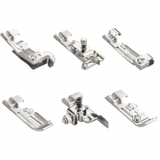 6 Piece Presser Foot Kit, Bernette #5020405511