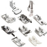10 Piece Presser Foot Kit, Bernette #5020601417