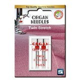 Organ Twin Stretch Needle (130/705H)