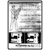 Instruction Manual, White 510