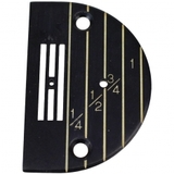 Needle Plate, Singer #52033