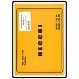 Instruction Manual, Necchi 537FA