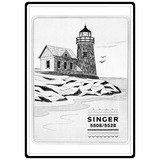 Instruction Manual, Singer 5528