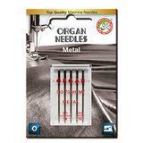 5pk Organ Metal Needles (130/705H) - Assorted Sizes 90-100