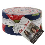 Moda Fabrics Early Bird Jelly Roll - 40pc