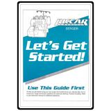 Instruction Manual, Riccar 564DE Let's Get Started Guide