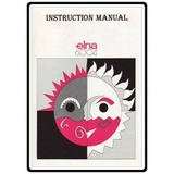 Instruction Manual, Elna 6004