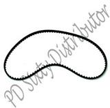 Cog Belt, White #6138