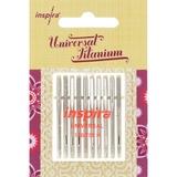 10pk Inspira Universal Titanium Needles 100/16