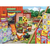 Quilts Jigsaw Puzzle