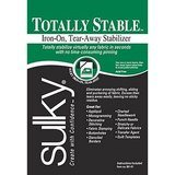 "Sulky Totally Stable Stabilizer, Black, 8"" x 12yds"