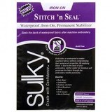 "Sulky Stitch'n Seal, 4"" x 4"" Squares (5)"