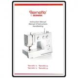 Instruction Manual, Bernette 70