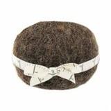 Wooly Felted Wonders Pincushion - Brown