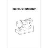 Instruction Manual, Janome Sewist 725S