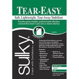 "Sulky Tear-Easy Stabilizer, Black, 12"" x 11yds"