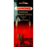 Narrow Straight Stitch Foot, High Shank #767406019
