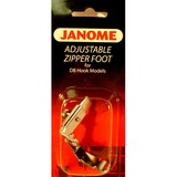 Adjustable Zipper Foot, Janome #767408011