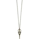 Antique Scissors Necklace
