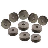 10pk Metal Jumbo Bobbins, #770591001-G