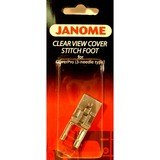 Clear View Cover Stitch Foot, Janome #795818107