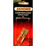 Clear View Cover Stitch Foot, Janome #795821103