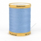 Natural Cotton Thread, Gutermann (876 yds)