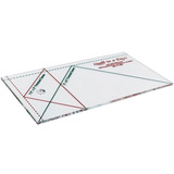 Small Flying Geese Ruler 3in x 6in
