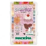 Madeira Cotona 18 Spool Smartbox