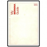 Instruction Manual, Bernina 807