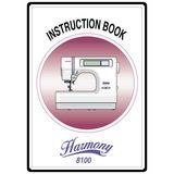 Instruction Manual, Janome 8100