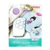 Petite Square Hoop 3.14x3.14, Pfaff #821006-096