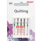 Pfaff Quilting Needles, 5pk (130/705H) - Assorted Sizes