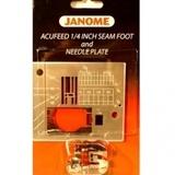"1/4"" Seam Foot w/ Needle Plate #846407007"