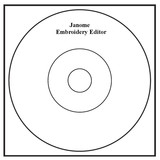 Embroidery Editor CD