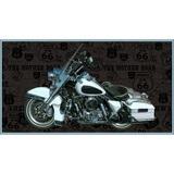 American Dream, Motorcycle Fabric Panel