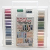 Sulky, 40wt. Rayon Embroidery Thread Collection with Slimline Case