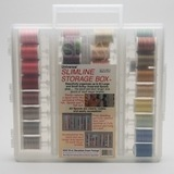 Sulky, Slimline Case with Cotton Blendables Thread Collection #2 - 42 Spools