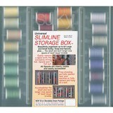 Sulky, Slimline Case with Cotton Blendables Thread Collection #3 - 42 Spools