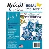 "Bosal, Pot Holder Batting - 10"" x 10"""