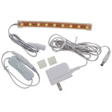 LED Light Strip Complete Kit - 9 LEDs