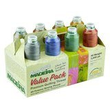 Madeira Aeroquilt Thread Pack (8 Cones) - Variegated