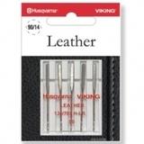 Viking Leather Needles, 5pk (130/705H) - Size 90/14
