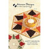 Happy Holidays Pattern, Atkinson Designs