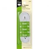Braided Elastic 1/4in x3yd